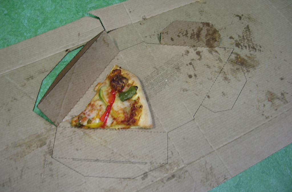 Why Can't You Recycle Your Pizza Boxes?