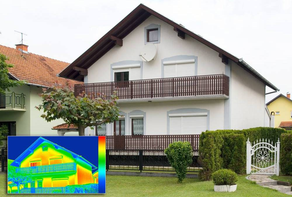 The Importance of an Energy Audit, Using Infrared Imaging