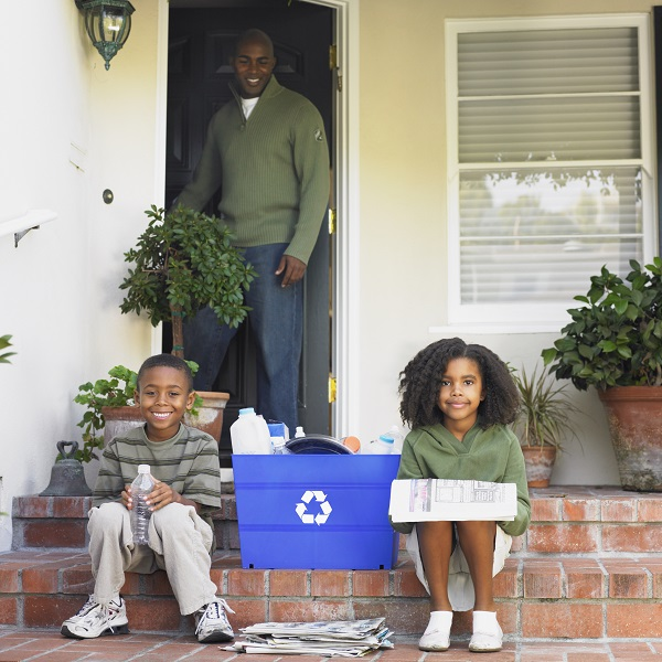 Green Living and Recycling Go Hand in Hand
