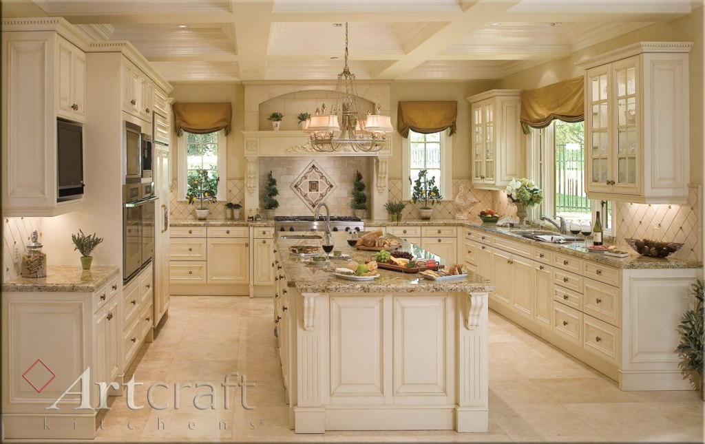 Artcraft Kitchens offer cabinetry that does not off-gas VOCs