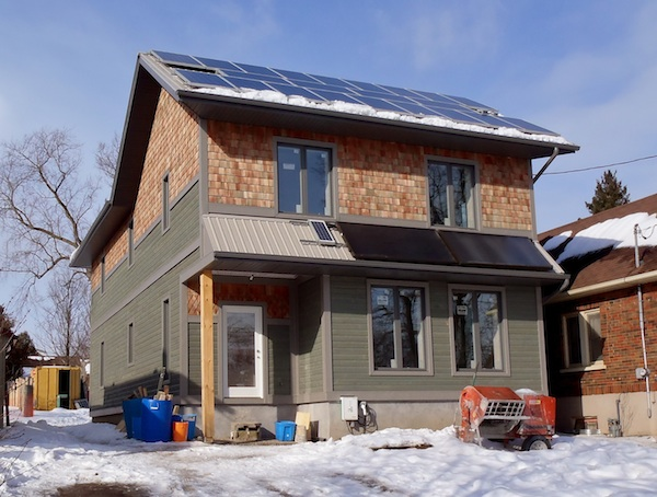 Canada's Greenest Home — One Year Later