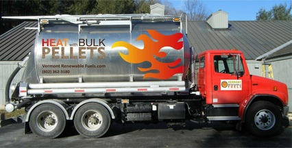 Pellergy, Vermont Renewable Fuels and Green Mountain Wood Pellets