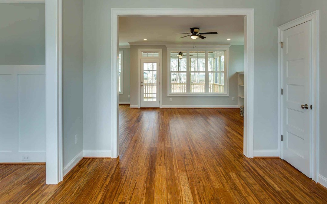 Ambient Bamboo Flooring FSC Certified, High Quality, Durable