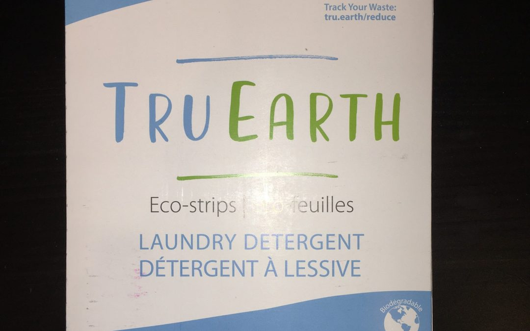 Tru Earth laundry detergent – 94% less packaging (and it works)
