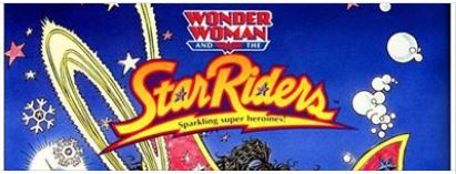 wonder woman y las star ryders las figuras de accion