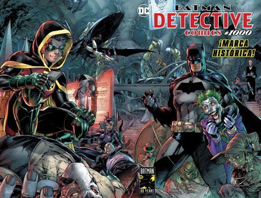 detective comics 1000 bechita y bechito
