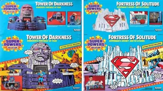 Super Powers o Super Amigos - Historia de sus figuras