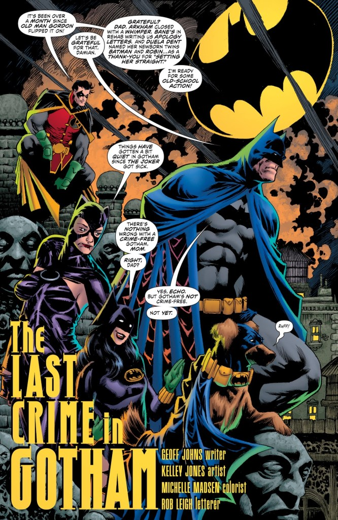 the last crime on gotham detectice comics 1000 1