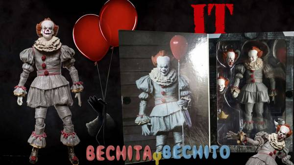 NECA IT 2017 Ultimate Pennywise