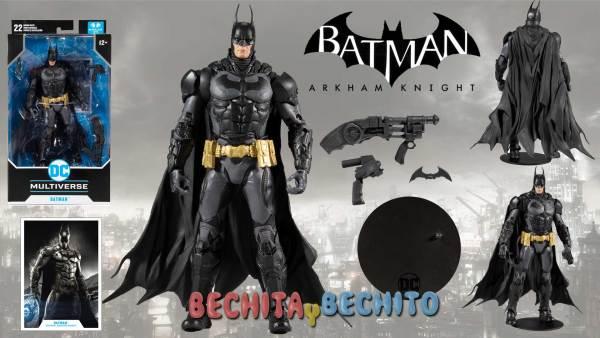 batman Arkham Knight mc farlane toys