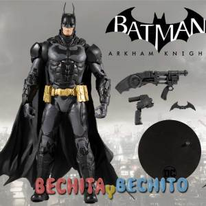batman Arkham Knight mc farlane toys