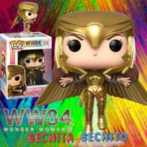 Funko Pop Wonder Woman 84 324
