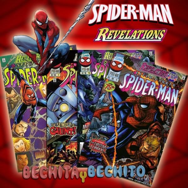 Spider Man Saga Revelations Comic