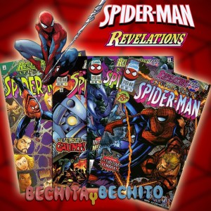 Spider Man Saga Revelations Comic