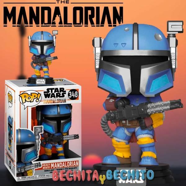funko pop the mandalorian 348
