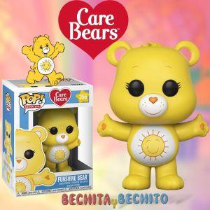 Funko Pop Care Bear Funshine Bear 356