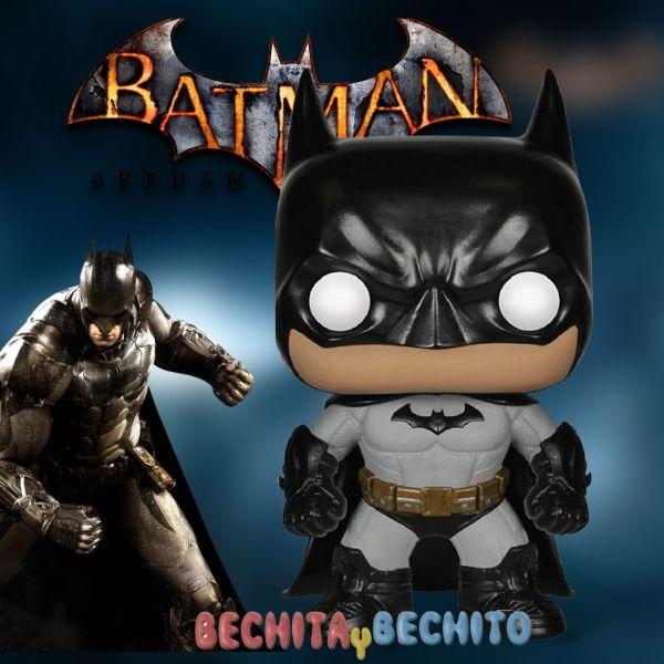 funko pop batman arkham asylum