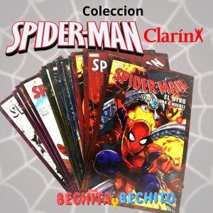 Spider Man Coleccion Clarin Completa