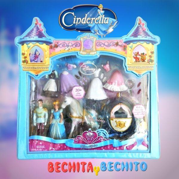 Disney Princess Cinderella Favorite Moments Deluxe Gift Set