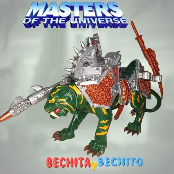 He Man Battle Cat Samuria Motu 200x