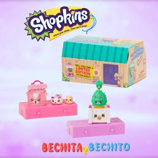 Shopkins Happy Places Establo Petkins