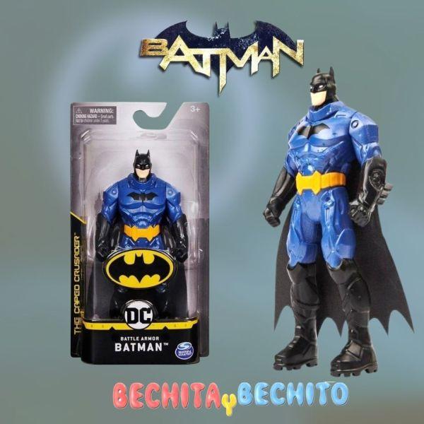 batman battle armor spin master 15 cm