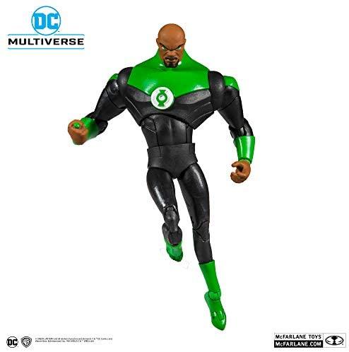 Green Lantern Animated McFarlane Toys 1