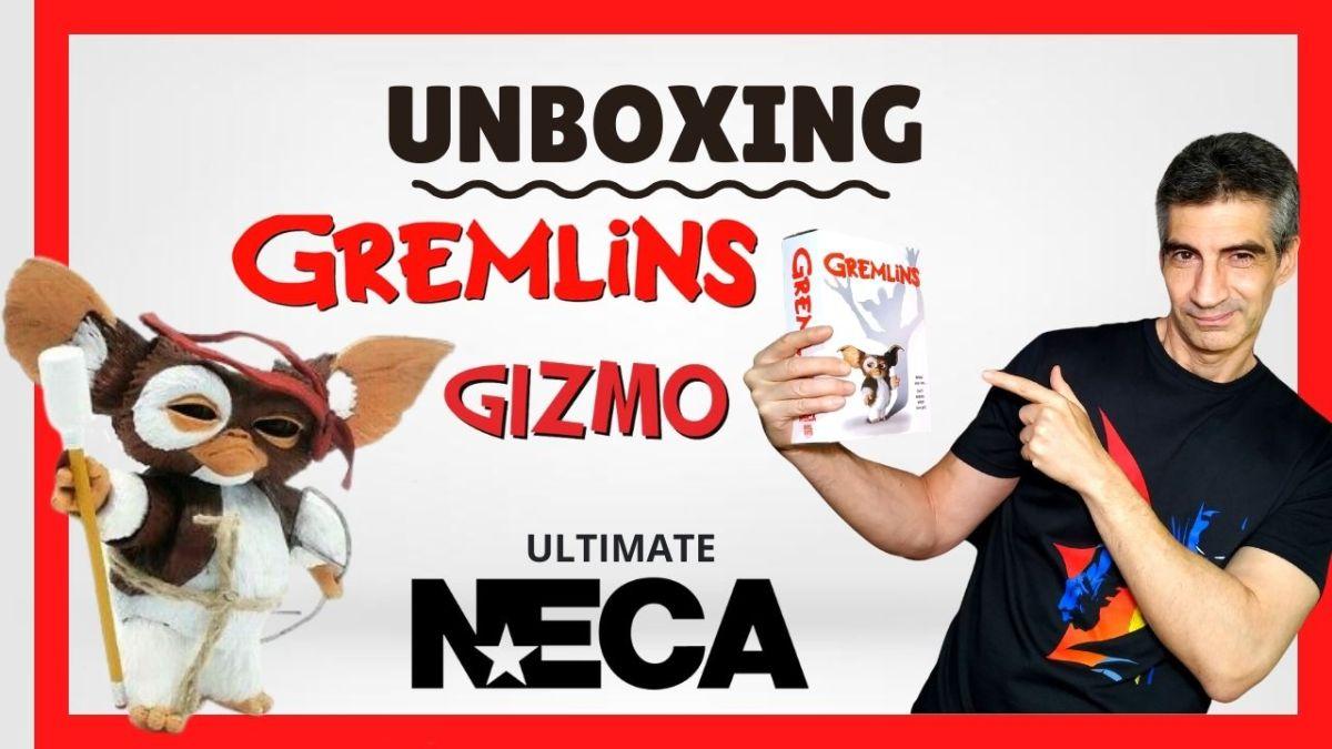 ✅ NECA Gremlins 2 Ultimate Gizmo UnBoXiNg 👍