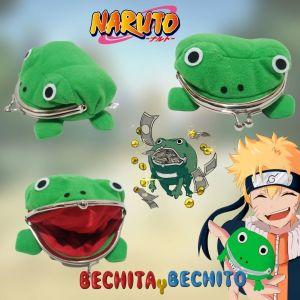 Gama Chan monedero Naruto
