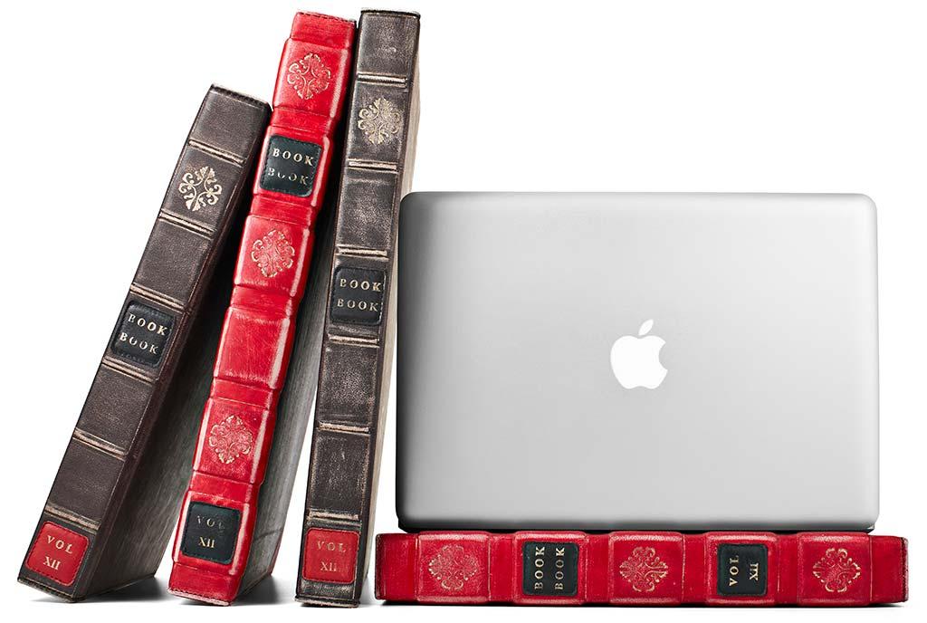 BookBook læderetuier til MacBook Pro fra 12south