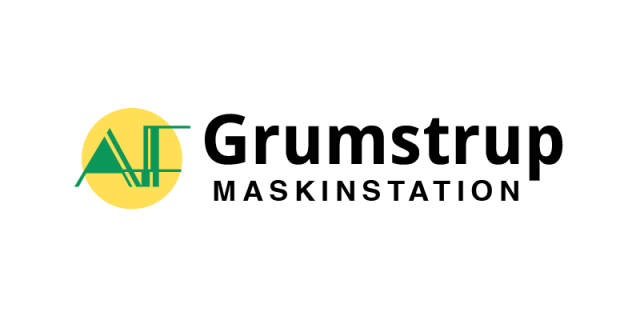 Logo for Grumstrup Maskinstation