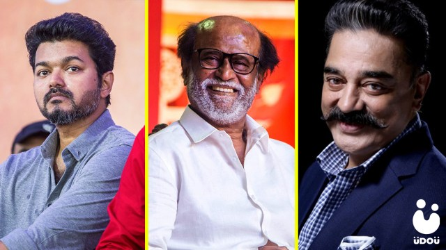 Most Famous Actors of Tamil Film Industry