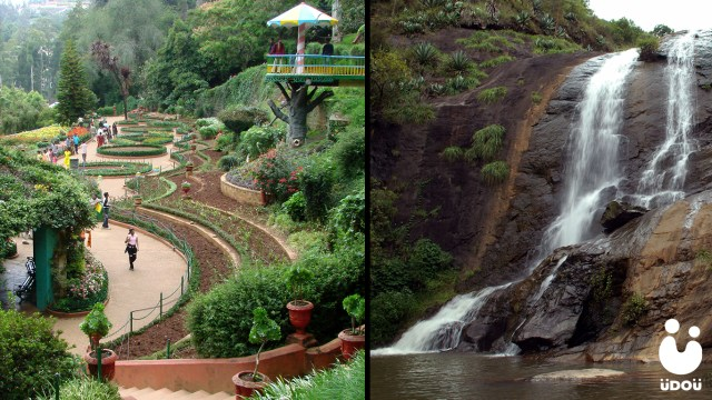 Best Tourist Attractions in Ooty