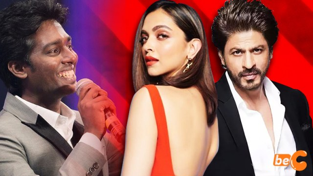 SRK And Deepika Padukone To Reunite For Atlee's Bollywood Debut Project?