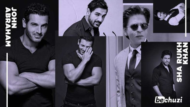 Shah Rukh Khan and John Abraham to work together for 'Pathan'.
