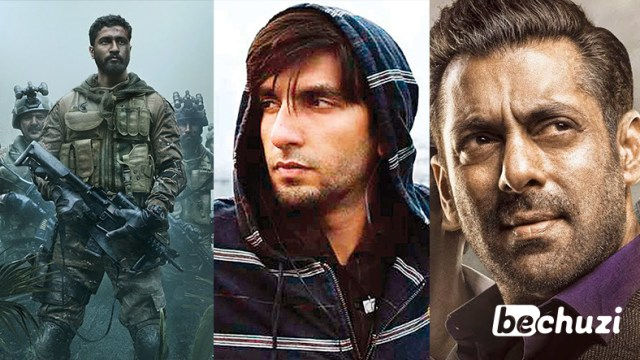 05 Bollywood Movies in 2019 that have broken the 200 Crore record