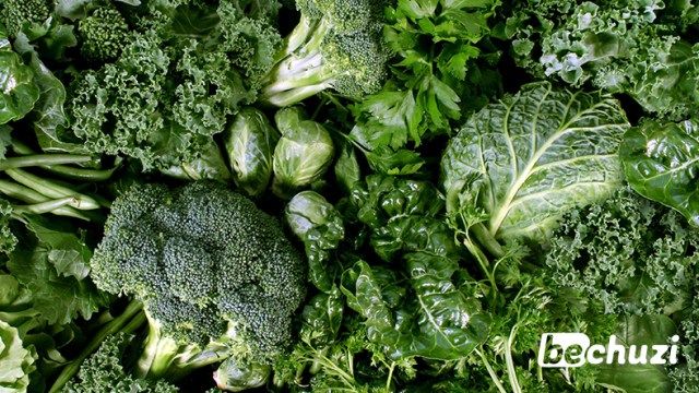 Top 5 Health Benefits of Green Leafy Vegetables