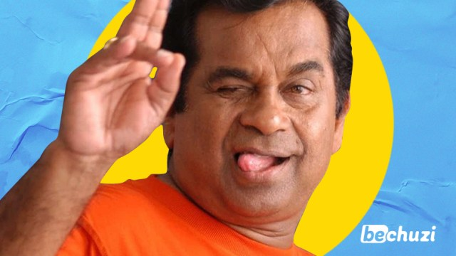 5 Best Roles Played By Brahmanandam in his career