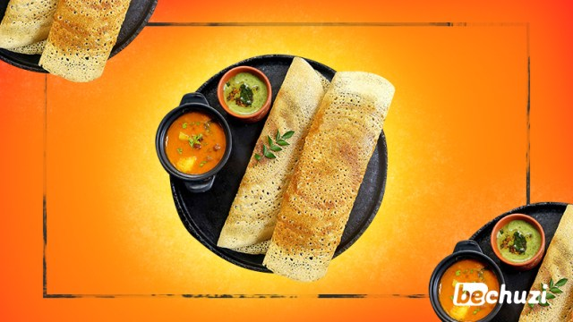 5 Different Types of Dosa Famous in South India