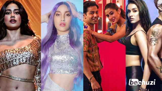 Top Trending Bollywood Dance Numbers on Youtube
