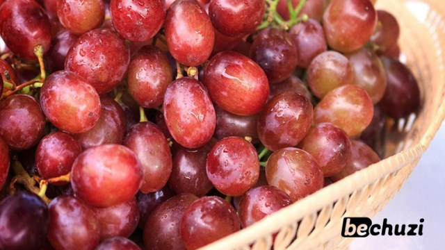 5 Best Health Benefits of Red Grapes