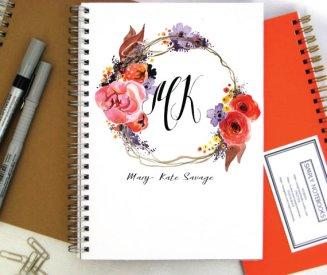 Mary - Kate Savage Notebook