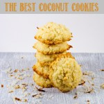 The Best Coconut Cookies