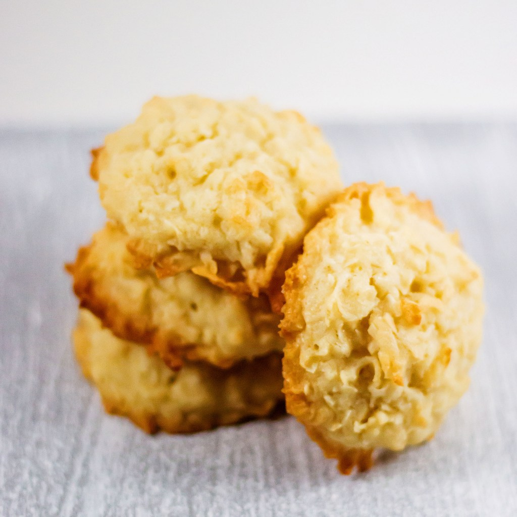 The Best Coconut Cookies #coconut #cookies #butter #best