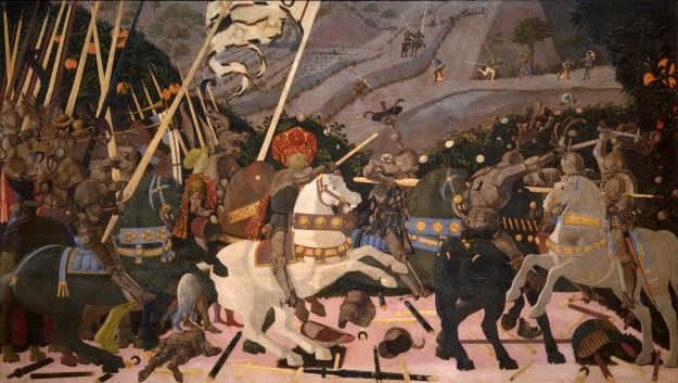 battle of san romano I