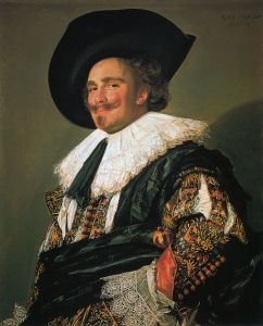 The Laughing Cavalier.