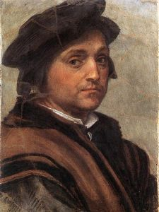 Self-Portrait of Andrea del Sarto.