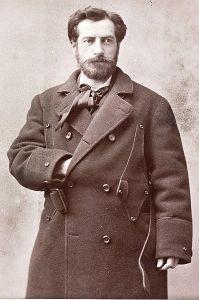 Frederic Auguste Bartholdi.