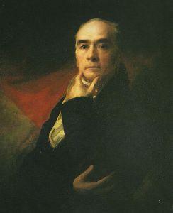 Self-Portrait of Henry Raeburn (1720).
