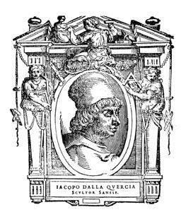 Jacopo della Quercia (1568).